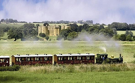 Kent and East Sussex Railway line