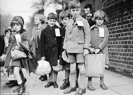 Evacuee Children