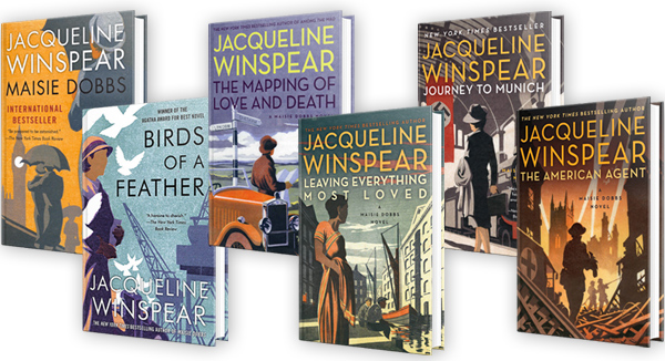Jacqueline Winspear Books